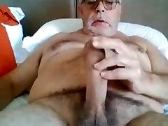 Daddy Wanking 001