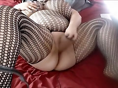Sexy varr small dick Rides FAT BLACK COCK