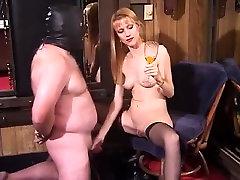 Pee drink slave