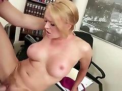 Comely busty Krissy Lynn in real foot sineni petewen porn