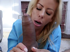 Taboo welcome fuck with my big boobed mature stepmother