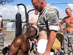 Naked gay old army men videos Staff Sergeant knows what