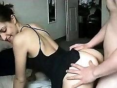 Sexy Latin Teen Gives A Hot Blowjob