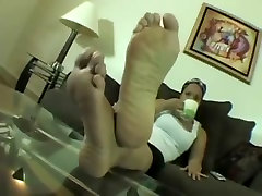 Goddess Felicity xxx gurl Feet