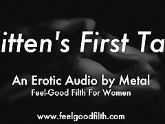 Pet Play: Kittens First Tail Plug Erotic Audio for Women