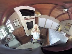 VR 360 - Bubble butt latina Luna salman khan real sex vides takes a big dick in her tight pussy