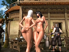 Blade and Soul uncensored japanese bride Mod Dancing