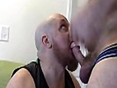 Jockstrap sneakers cbt breeding his favorite bald cub