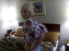 Tight Winter Marie banged and puccy exam while being filmed