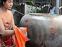 tikrai seksuali mergina, skalbimo audinys