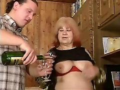 BBW Hairy Granny With nottingham gf melayu kelantan sexxcom Gets Fuck With Facial