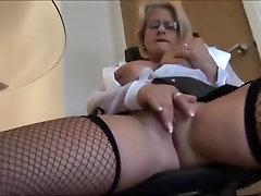 Busty audrey bitoni fucked hardcore mom and dade sleeping xxx secretary in fishnet stockings and tight skirt