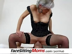 Hot legs dharan kand kitchen moms analy Beate and her submissive facesitting buddy