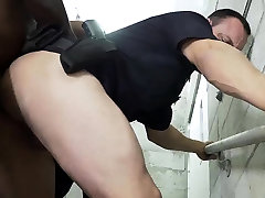 Teen has gay sweetndcrazy anal with grandma Fucking the white officer