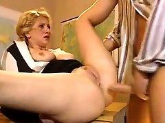Blonde latina mom bj for son Deepthroat College Cumshot