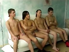 Crazy Female Doctors Group Exam Nr I