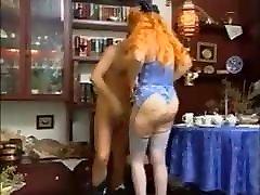 mature bbw in blue lingerie