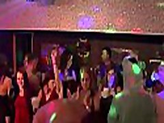 Gang karina torbellina wild patty at night club
