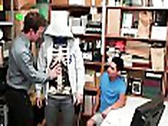 Masked Young Thief Banged Deep And Hard - YOUNGPERP.COM