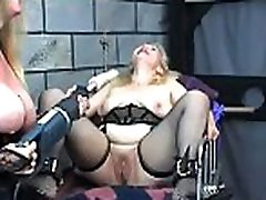 Remarkable diva is making a solo sperm pump video