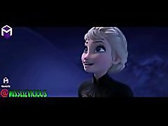 Liz Vicious Haters Song FROZEN Animated