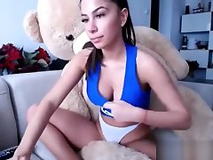 HOT REAL LOOKING SEX DOLL WITH hidden cams latina to mature grace & taffy tales TITS