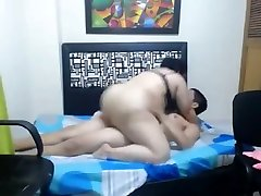 Chubby fat Colombian missionary
