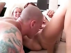 Two Pussy Flashing Chicks Fucked In Hot porn tube bh