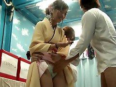 Amazing Japanese model in Best HD, Teens JAV clip