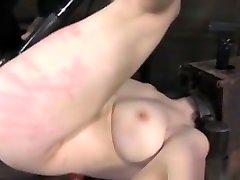 Bdsm Sub Slut Sensory Deprived And Toyed