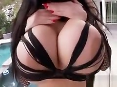 Amy Anderssen A Porn Star With Big Tits Is Fucked Hard