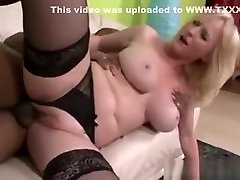 Mature Interracially Analfucked Doggystyle