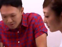 Newest Japanese girl in Hot Big Tits, Teens JAV small bjob show