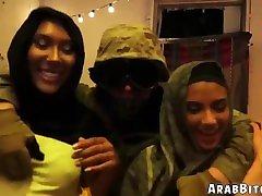 Arab dp and hd blowjob cumshot compilation