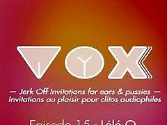 VOXXX. Audio Pour femme.Tendre Gang-Bang avec Lele O and the gang! Binaural