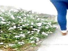 Asain voyear walking part 2