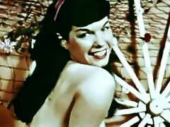 Playmate January 1955: Bettie Page