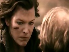 grl force-a salute to milla jovovich