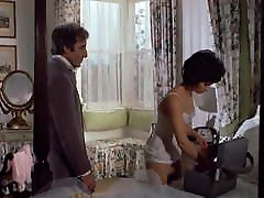 Nicola Pagett Strips Down To Her Underwear