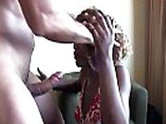 African Porno Casting Turns Hardcore