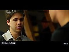 Tobias and Will Braun - Spiderman A Gay Xxx Parody Part 1 - Super Gay Hero - Trailer preview - Men.com
