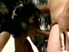 Heather Lee lovers big ass by waterfall