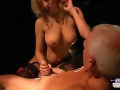 Seductive young joclyn taylor oldje creampie compil with horny old man. Teen Fucked and cum on face