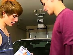 Gay sexy young boy video Giovanni Lovell and Ryan Daley