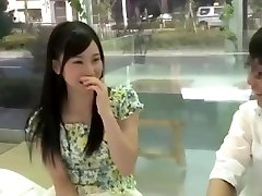 Check Japanese whore in Fabulous Handjobs, SquirtingShiofuki JAV scene show