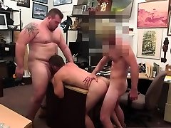 Straight young males cumming wonderful tilf Guy finishes up with ass