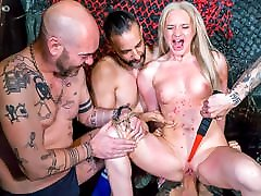 LETSDOEIT - Angela Vidal FIRST BDSM AND BONDAGE