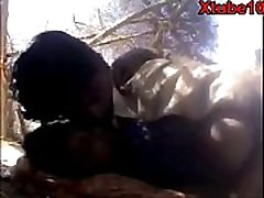 Indian Desi Village Bhabi Outdoor best faking video Video