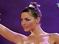 Body Painting - Nude on tv show Schwul Anal