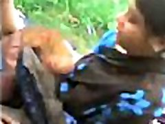 Indian Desi Village Randy Fucked in Jungle for Money Porn Video